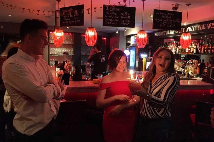 Mervyn's Bar